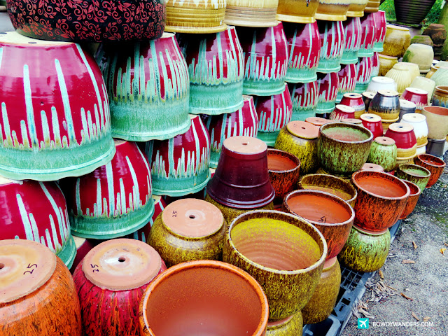 bowdywanders.com Singapore Travel Blog Philippines Photo :: Singapore :: Special: Singapore's Thow Kwang Pottery Jungle