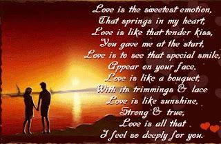 Kata kata Cinta Romantis, Sweet, Lucu dan Islami