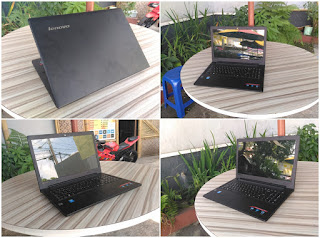 laptop bekas lenovo ideapad 100 core i3