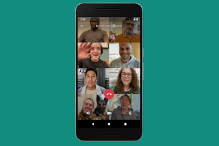 Whats App Video Call Seramai 8 Orang