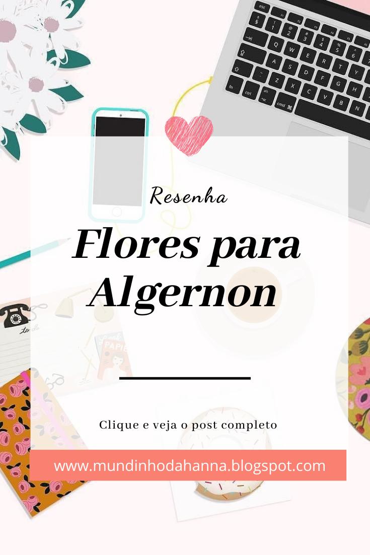 Flores para Algernon   Daniel Keyes