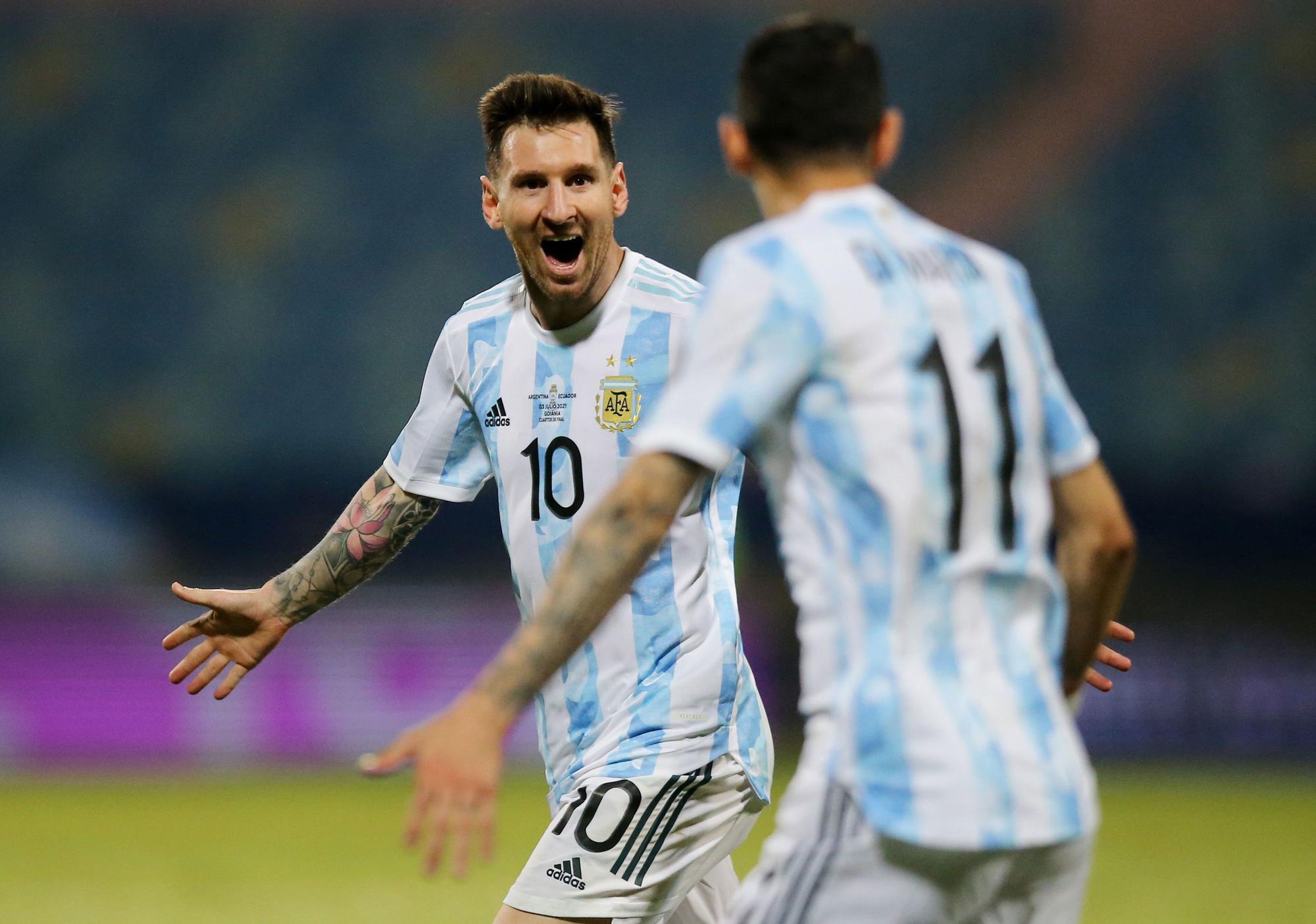 Messi sẽ trở về Argentina để thi đấu vòng loại world cup