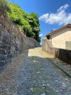 Pontremoli - a piece of via Francigena