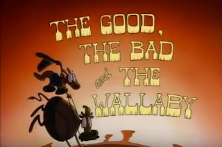 La vida moderna de Rocko - El Bueno, el Malo y el Wallaby y Basura de Locura