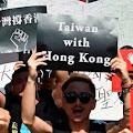 Taiwan Minta China Jangan Perkeruh Kondisi Hong Kong