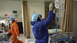 Kematian Akibat Virus Corona di Negara Syiah Iran Tembus 20 Ribu