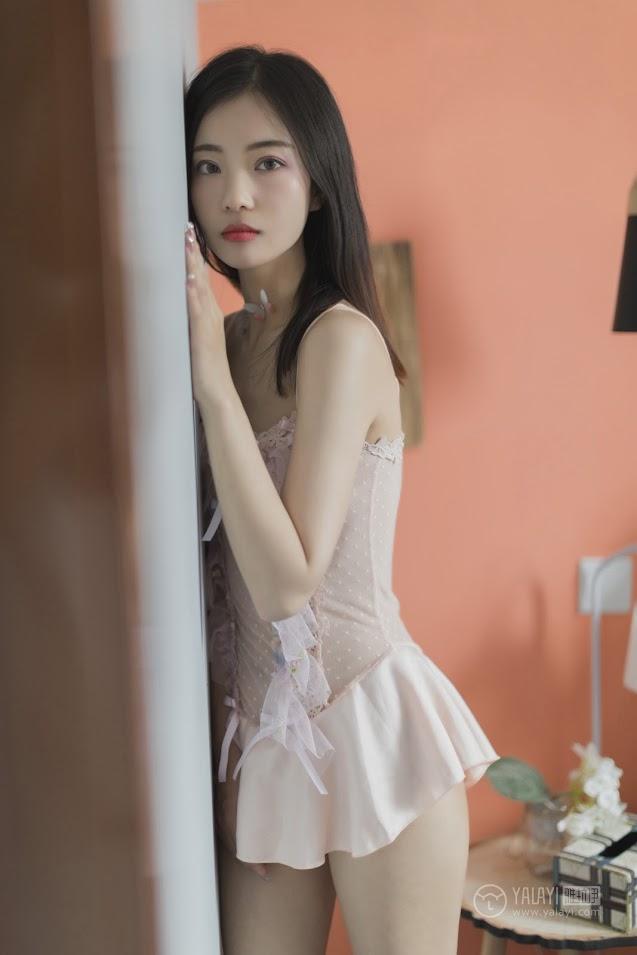 YALAYI雅拉伊 2019.06.17 No.311 花蝴蝶 高若童 - idols