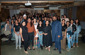Mumbai News Network Latest News Global Expertise And Local Knowledge Inspired Next Generation Of Fashion Designers As Whistling Woods International Hosted Fashion And Retail Masterclasses