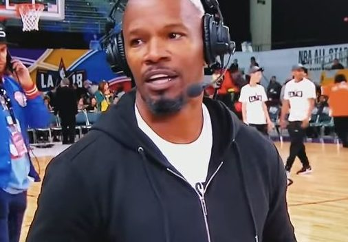 Jamie Foxx storms off live TV interview after being asked about Katie Holmes