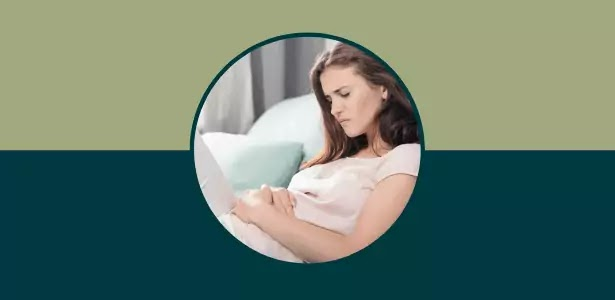 اعراض العادة الشهرية