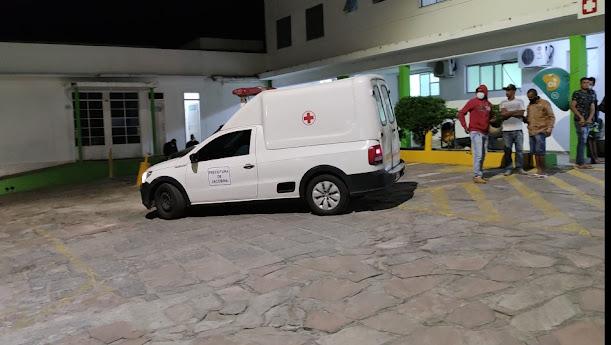 Homem é transferido de Jacobina para Salvador, vítima de colisão moto e carro