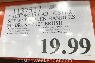 Deal for the California Car Duster Combo Kit at Costco