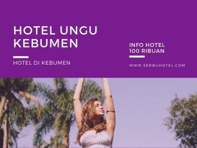 Hotel UNGU Kebumen