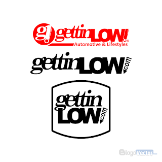 gettinLOW Logo vector (.cdr)