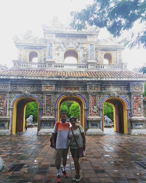 palacio imperial hue