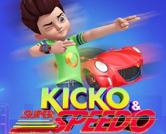 Kicko & Super Speedo on Sony Pal