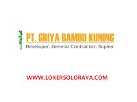 Lowongan Creative Desain dan Admin Customer Service Online di PT Griya Bambu Kuning