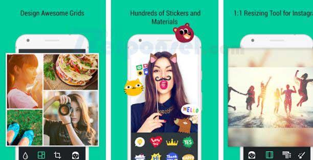 Aplikasi Penggabung Foto Terbaik untuk Android Gratis