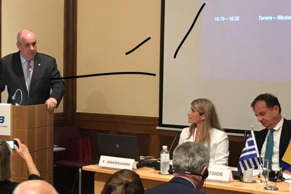 Τερενσ Κουικ: ΟΜΙΛΙΑ ΤΟΥ ΥΦΥΠΟΥΡΓΟΥ ΕΞΩΤΕΡΙΚΩΝ ΤΕΡΕΝΣ ΚΟΥΙΚ ΣΤΗΝ