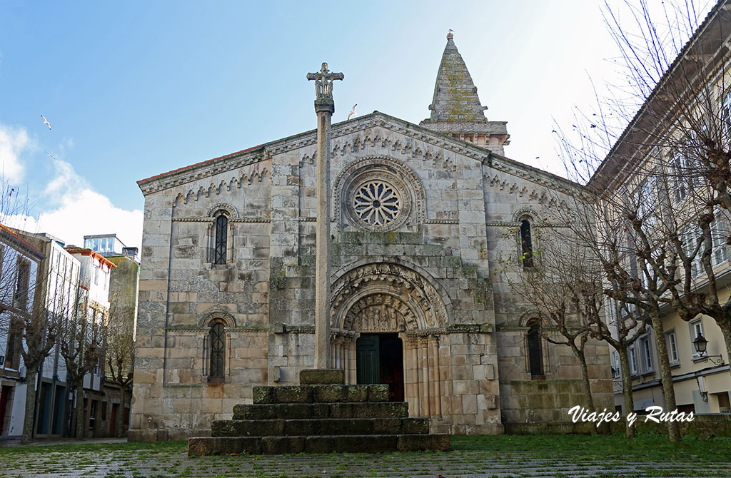 Colegiata de Santa María del Campo de A Coruña