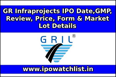 GR Infraprojects IPO Detail