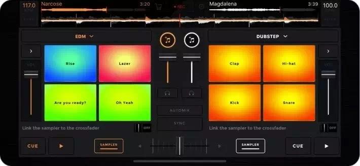 aplikasi editor musik gratis terbaik di iPhone dan iPad-2
