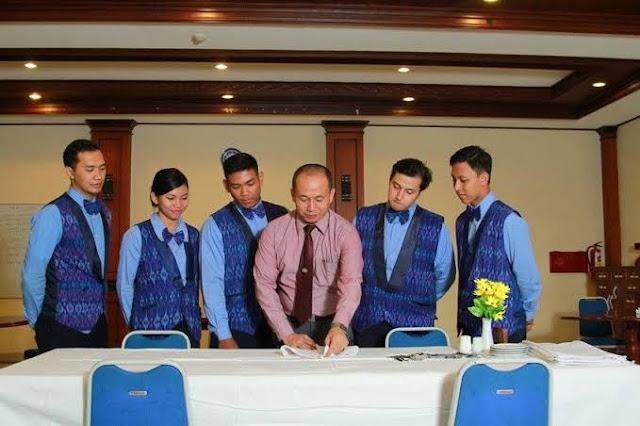Jurusan Manajemen Perhotelan