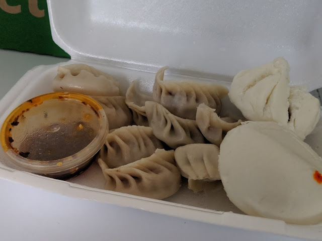 Dumplings and Buns from Grainger Market Delivery