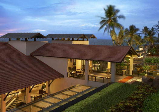 Leela Kovalam Hotels,Kerala