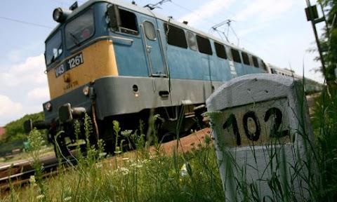 Gázolás miatt késnek a vonatok a Budapest-Cegléd vasútvonalon