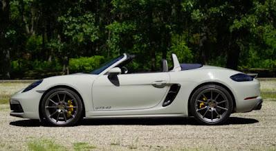 2021 Porsche Boxster GTS 4.0