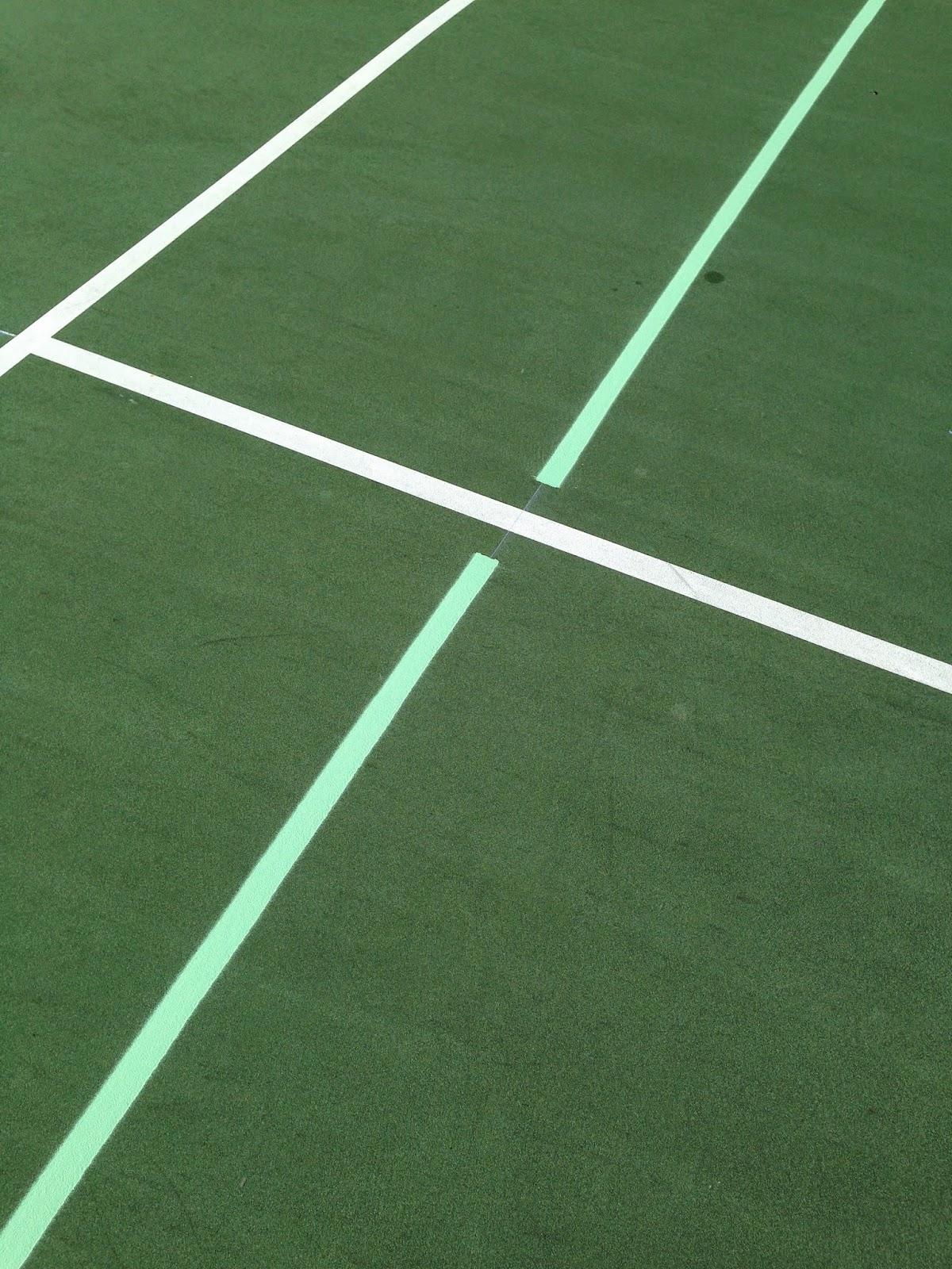 Gotta Play Tennis: NEWS: Kid-sized Tennis Courts in