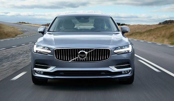 Volvo S90 Çarpışma Testi ile Euro NCAP'den Tam Not Aldı