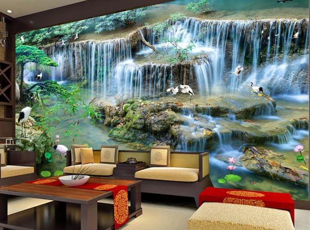 Scenery Wallpapers, Scenic Waterfall Wallpaper