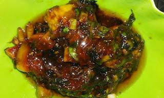 Resep ayam kecap sambal terasi