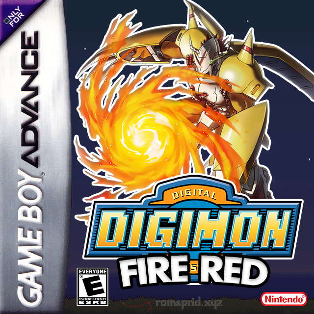 Digimon Fire Red