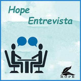 [SEMANA DO AUTOR] Hope Entrevista: Autora Priscila Tigre
