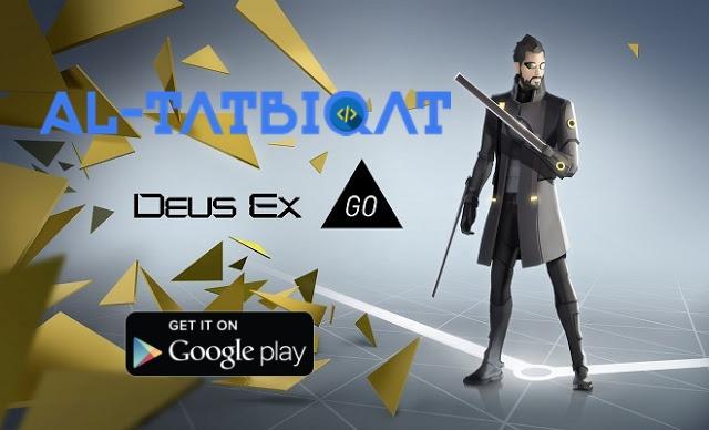 تحميل لعبة Deus Ex Go مجانا الان على الاندرويد