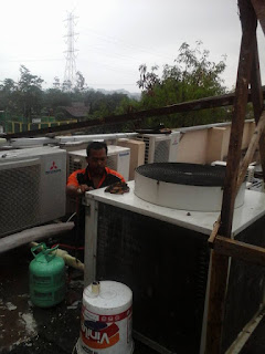 Service AC Central Tangerang Selatan