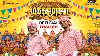 Madha Gaja Raja New Theatrical Trailer #2