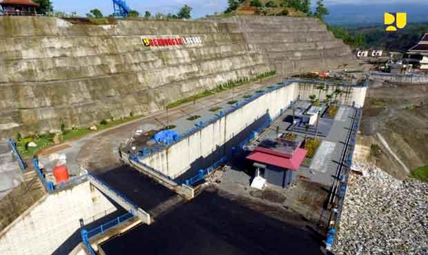 Bendungan Logung, Wisata Air Baru di Kudus Jawa Tengah