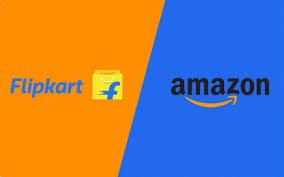 Amazon Vs Flipkart: भारत में ई-कॉमर्स बाजार पर कौन हावी होगा - Vapi Media News