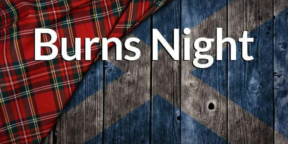 Burns Night Wishes Awesome Picture