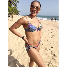 Ex Beauty Queen on bikini