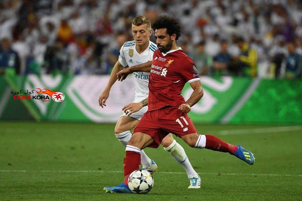 تشكيل مباراة ريال مدريد أمام ليفربول المتوقع بدوري أبطال أوروبا