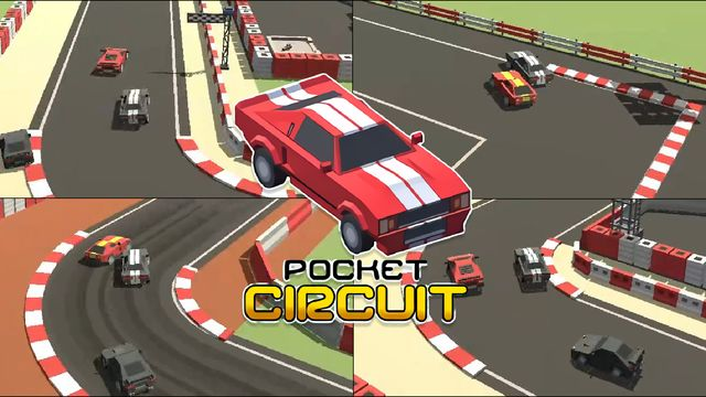 Pocket Circuit v1.0 NSP XCI For Nintendo Switch