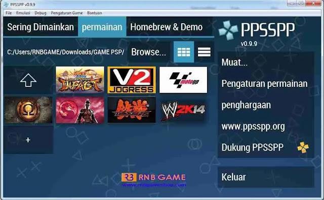 Cara Download Game di PPSSPP Terbaru dan Tercepat