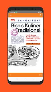 Bangkitnya Bisnis Kuliner Tradisional Karya Yuyun Alamsyah
