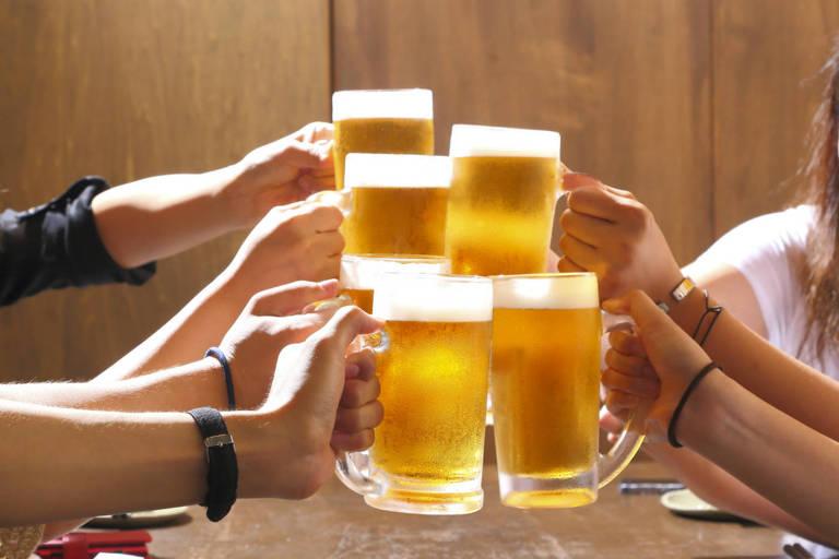 """O carcinógeno Glifosato encontrado em cervejas populares e vinhos """"orgânicos"""""""