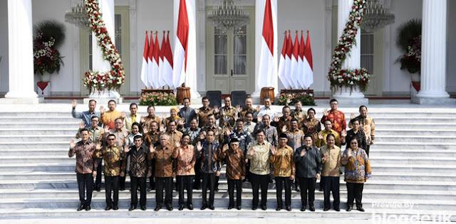 Setahun Jokowi-Maruf, Ini 9 Menteri Yang Layak Dipertimbangkan Dicopot